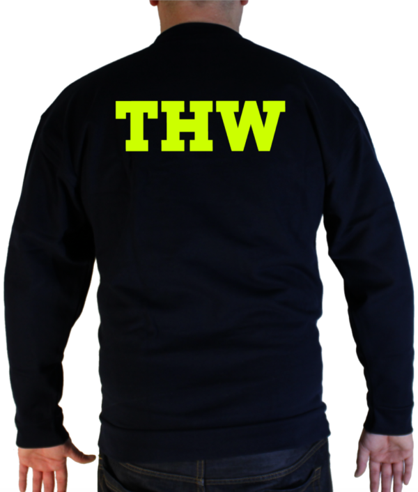 Pullover THW Simple