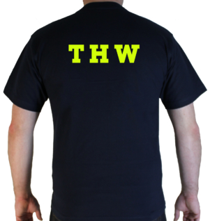 T-Shirt THW simple