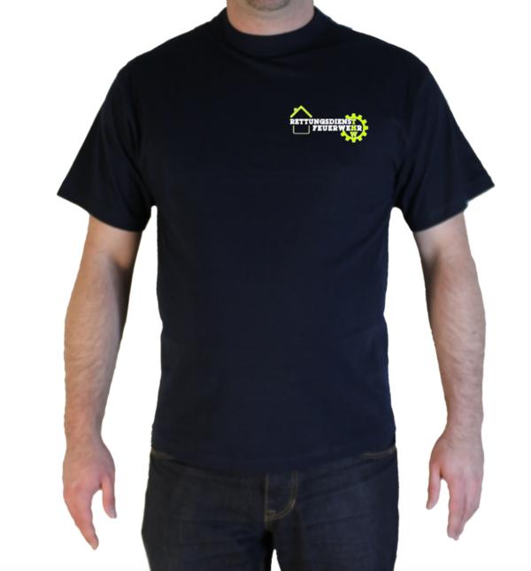 T- Shirt Stay Home Stay safe vorne