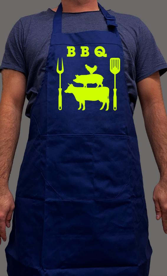 Grillschürze BBQ